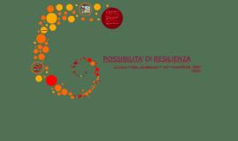 Copy of LA RESILIENZA