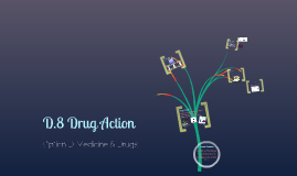 Option D: Medicine and Drugs - D.8 Drug Action