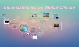 Inconsistencies on Global Climate