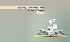 analysis of the lottery ticket by anton chekhov