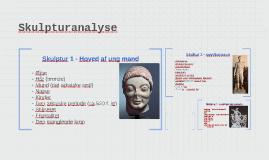 Skulpturanalyse