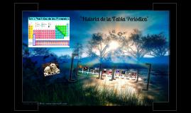 Copy of Línea del Tiempo de La Tabla Periódica.