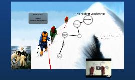 Matthew Pena a Leader or Not?