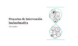 Copy of Proyectos de Intervención Socioeducativa