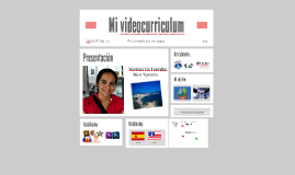 Mi video curriculum