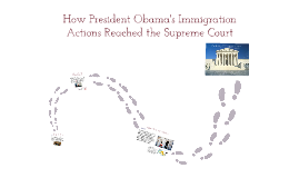 Copy of Obama's Immigration Actions: Path to the Supreme Court
