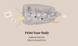 Print Your Body