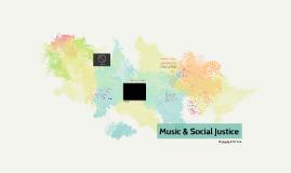 Music & Social Justice