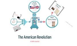 Copy of American Revolution
