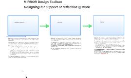 MIRROR Design Toolbox