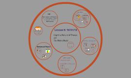 Lesson 9: CBT (10/31/13)