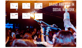 BRAND ANALYSIS IN SOCIAL NETWORKS