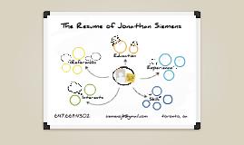 White Board Prezumé by Jonathan Siemens