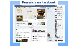 Facebook herramienta comunicacional