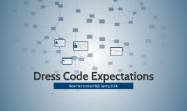 Dress Code Expectations