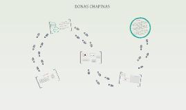 DONAS CHAPINAS