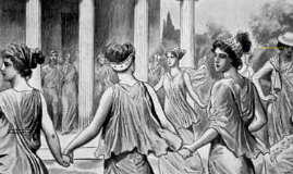 Who Were Famous Woman In Ancient Greece 93
