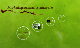 Marketing escenarios naturales