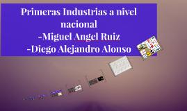 La evolucion industrial en colombia