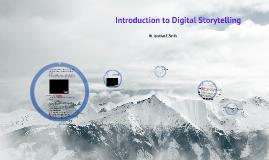 Copy of Digital Storytelling - Concordia University