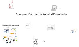 Cooperación Internacional para el Desarrollo - Prof. Dr. Luciano Barbosa de Lima - 2017
