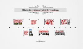 Historia regionu świętokrzyskiego