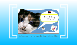 Emily's birthday card