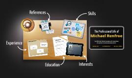Desktop Prezumé by Mike Renfroe