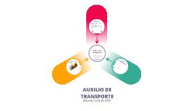 AUXILIO DE TRANSPORTE