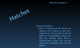 Hatchet by miguel