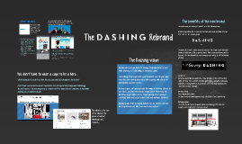 The Dashing Rebrand