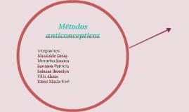 Copy of Métodos anticoncepticos
