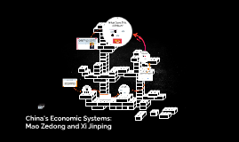 China's Economic Systems: Mao Zedong and Xi Jinping