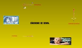 Síndrome de Down.