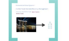 ESS-1 Central Hotel Revenue Management