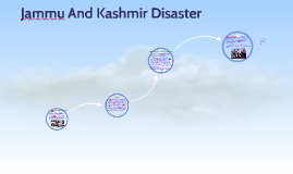 JAMMU AND KASHMIR DISASTER