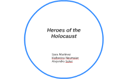 Heroes of the Holocaust