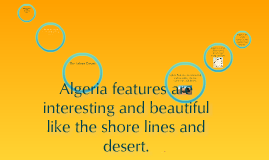 Ageria's Land Features