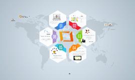 Copy of Copy of Hexagon Infographic - Free Prezi Template