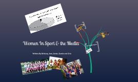 WOMEN IN SPORT & MEDIA