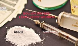 DSDII klara DROGE