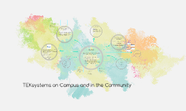 TEKsystems on campus and in the community