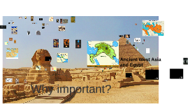 Ancient West Asia and Egypt