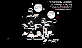 The Comedy Ladder