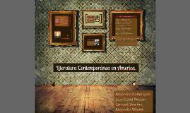 Copy of .Literatura Contemporanea.