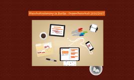 HH-Planung Berlin 2016/2017