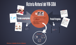 Copy of Historia Natural del VIH