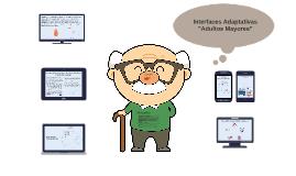 Interfaces Adaptativas