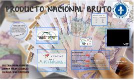 PRODUCTO NACIONAL BRUTO