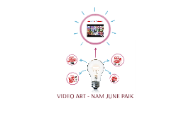 VIDEO ART - NAM JUNE PAIK